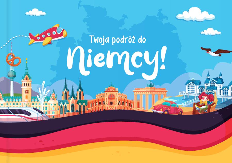 Kids Book Journey to Germany