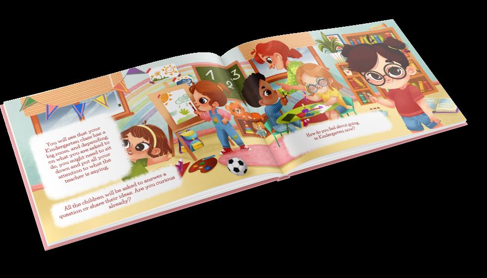Andate alla scuola dell'infanzia: impegnatevi con attenzione, connettetevi in modo giocoso in queste storie per accoglienza scuola infanzia