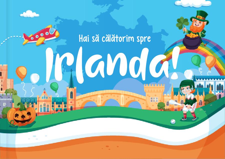 Children's Book about Ireland