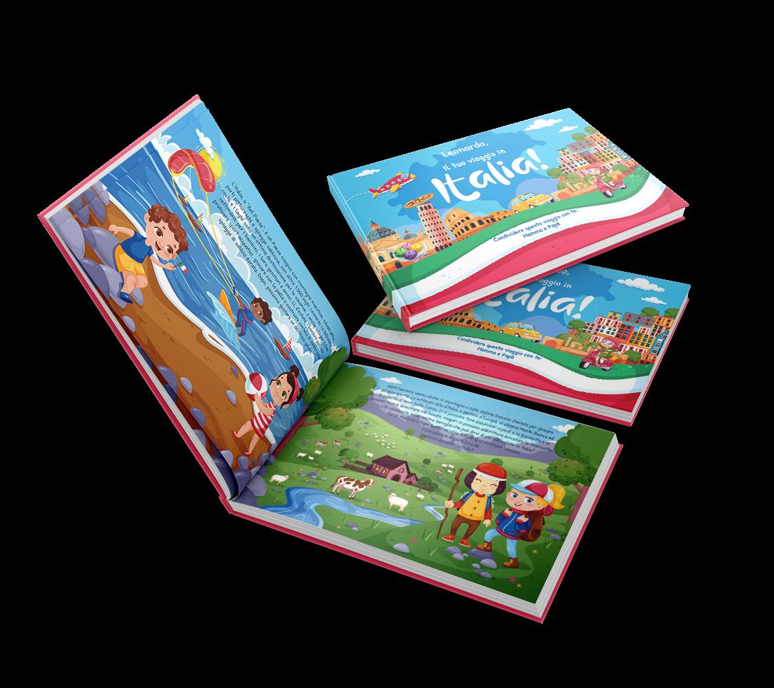 Italienische Bücher für Kleinkinder, die von den italienischen Expat-Eltern geliebt werden