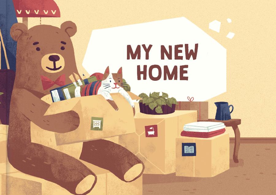 Mój nowy dom